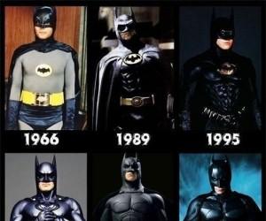 Ewolucje superbohaterów