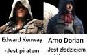 Porównanie dwóch asasynów