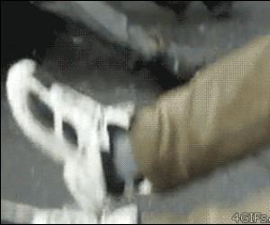 Atak w metrze
