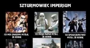 Szturmowiec Imperium - co on robi