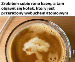 Dramatyczna kawa