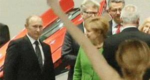 """Putin """"lubi to"""""""