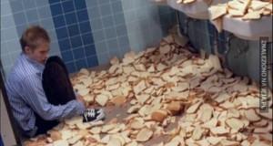 Gdy zjarasz się tak bardzo, że wszędzie widzisz tosty