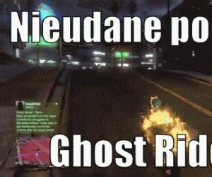 Początki Ghost Ridera