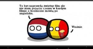 Wszędzie mówią po angielsku!