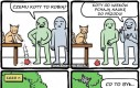 Koty pchają naukę do przodu