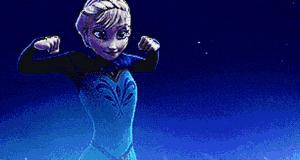 Elsa przestań!