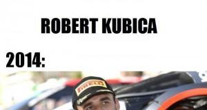 Robert nieźle przypakował