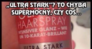 Co to może być Ultra Stark?