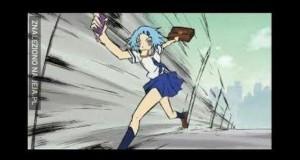 O cholera! Spóźniłem się do szkoły!