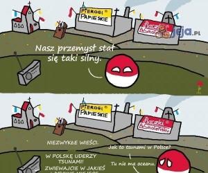 Polska to silny kraj... Do czasu