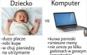 Dziecko vs Komputer