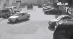 Pewnego razu na parkingu...