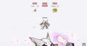 Pokemonowe fuzje