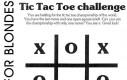 Test IQ - Kółko i krzyżyk