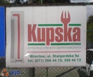 Wytwórnia wyrobów gastronomicznych