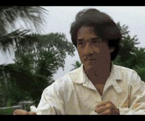Jackie Chan: Mistrz odwracania uwagi