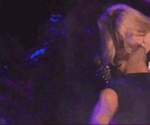 Reakcja Drake'a, gdy Madonna go pocałowała