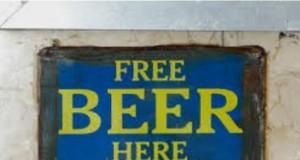 Przyjdź jutro po darmowe piwo