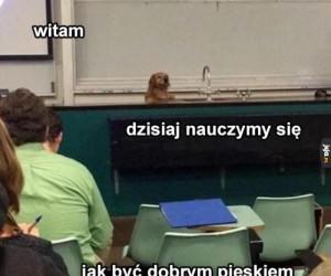 Ważny wykład