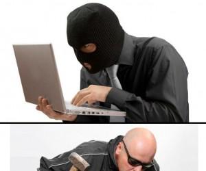 Właśnie tak wyglądają hakerzy