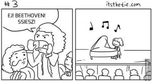 Ej, Beethoven!