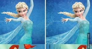 Gdyby talie księżniczek Disneya były realistyczne