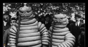 W 1923 roku firma Michelin postanowiła uruchomić nową kampanię reklamową