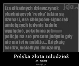 Polska złota młodzież