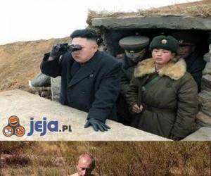 Putin dołączył do wojny...