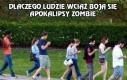 Zombie już przyszło i jest wśród nas