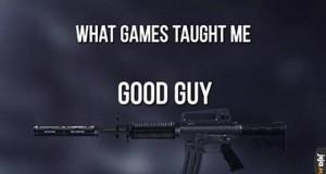 Gdy mnie nauczyły, że...