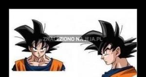 Rozwiązałem zagadkę włosów Goku