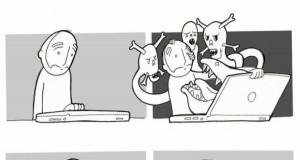 Internetowe potwory