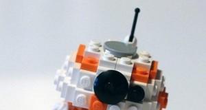 BB-8 z klocków Lego