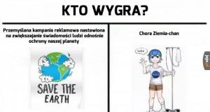 Jak uratować planetę