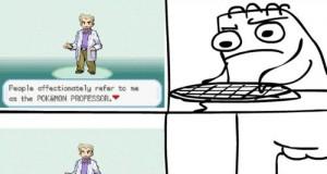 Grając w Pokemony