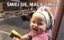Śmiej się, mała, śmiej