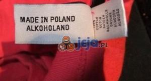 Poland, Alkoholand, przecież to to samo!