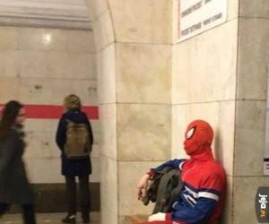Słowiański Spider-Man