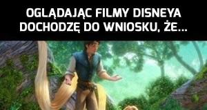 Disney jak zawsze bawi i uczy