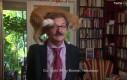 Polski historyk udziela wywiadu holenderskiej telewizji
