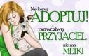 Nie kupuj, adoptuj!