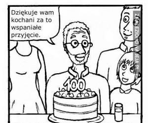 Urodziny dziadka