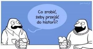 Jak przejść do historii