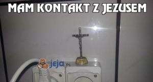 Mam kontakt z Jezusem