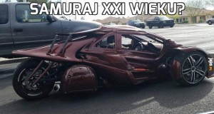 Samuraj XXI wieku?