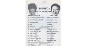 Metamorfoza kobiet