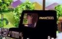 Po godzinach Pat dorabiał jako taksówkarz
