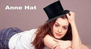 Gdzie masz kapelusz, Ania?